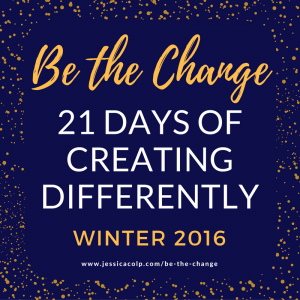 21 Days of Creating Differently-2