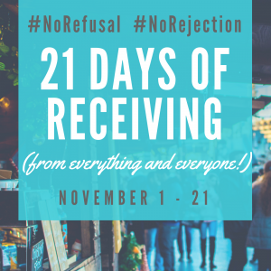 21 days of receiving-2