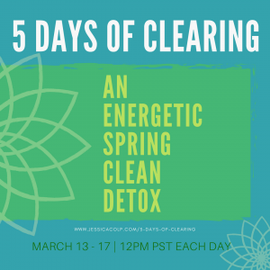5 Days of Clearing