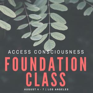 Foundation Class-1