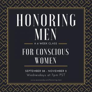 Honoring Men