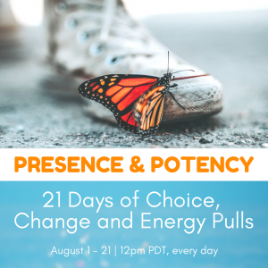 Presence and Potency-3