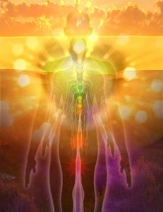 light bodies higher self