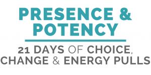 Presence and Potency